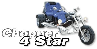 SMT-Trike Chopper 4Star
