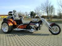 SMT V8 Trike 2 Sitzer - SMT V8 Trike 5,7 Liter 264 PS