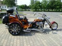 SMT V8 Trike 5,7 Liter 336 PS Motor  Chrom-Paket komplett