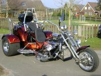 SMT V8 Trike 2 Sitzer gebraucht