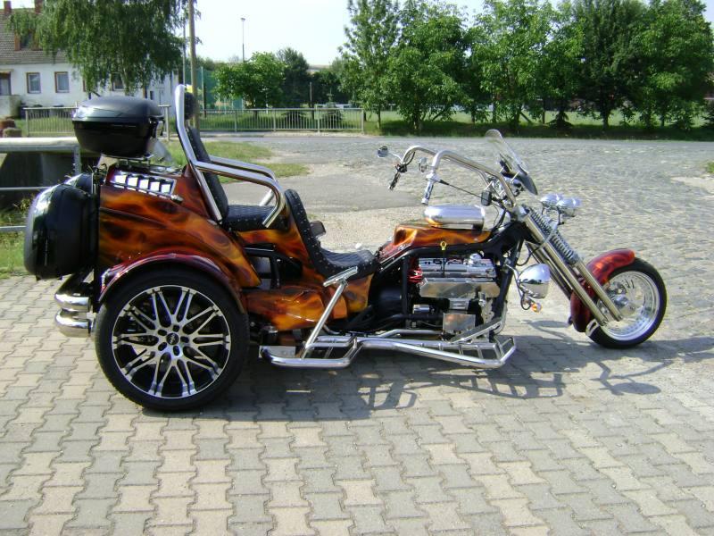 Harley Davidson Trike For Sale
